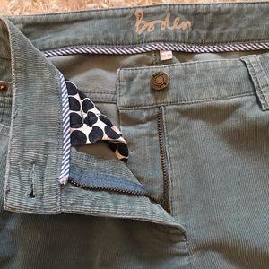 Cute Skinny Boden Corduroy Pants